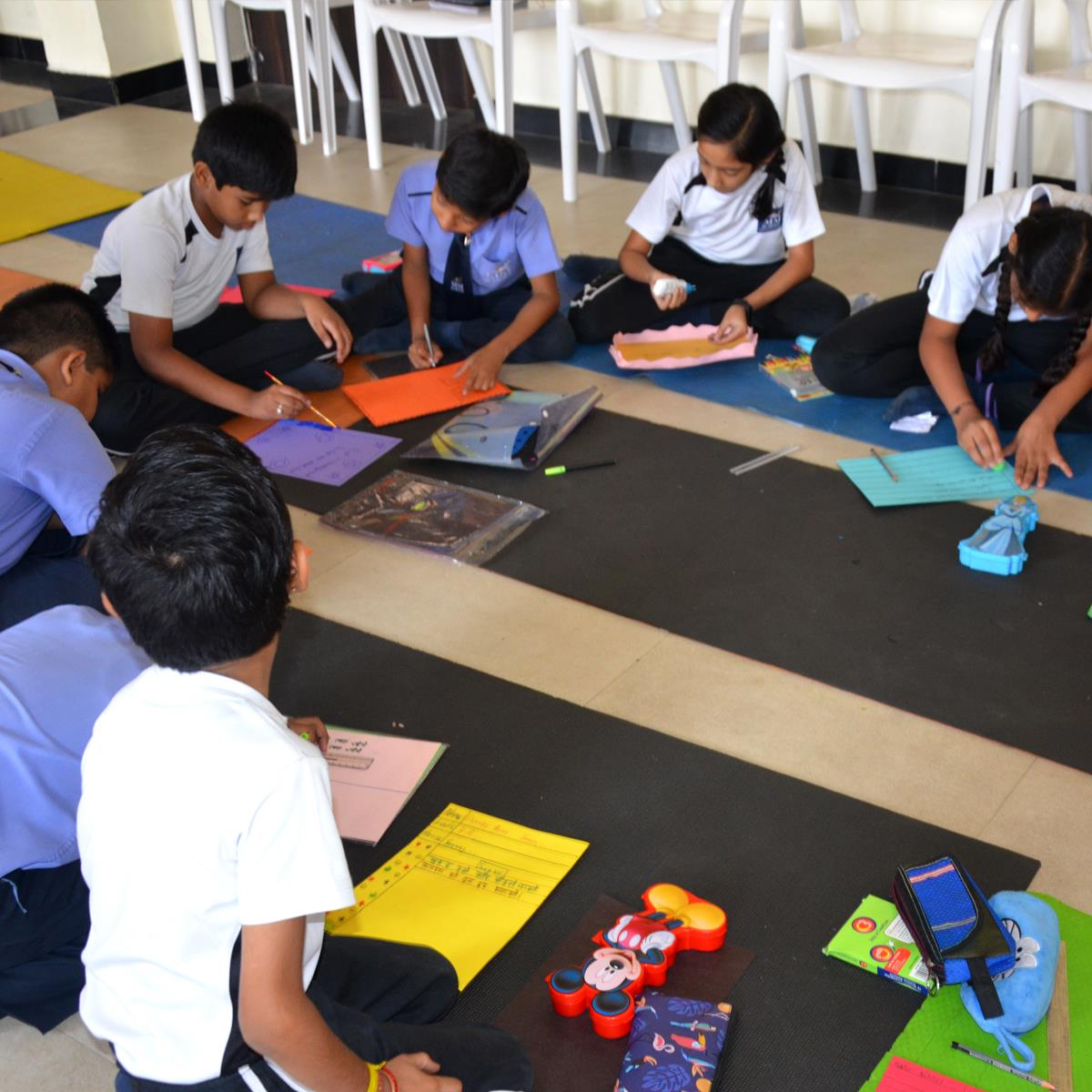 MM School, Raipur